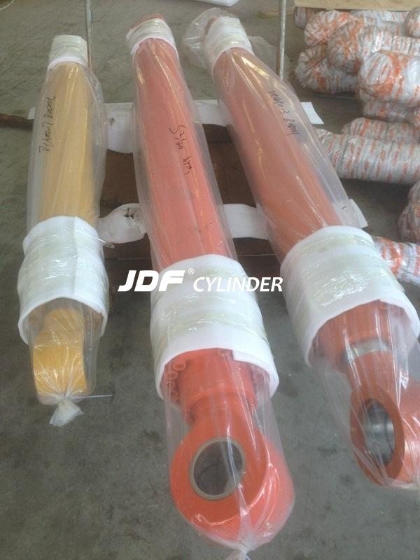 hydraulic cylinder attachments