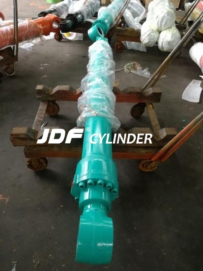 SK250-8 arm hydrualic cylinder photo